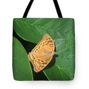 Nature In The Wild - A Green Haven Tote Bag