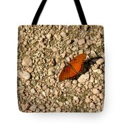 Nature In The Wild - A Splash Of Color On The Rocks Tote Bag