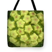 Nature In The Wild - Flowering Wildly Tote Bag