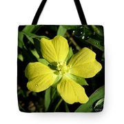 Nature In The Wild - Kissed By The Sun Tote Bag