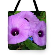 Nature In The Wild - Morning Bells Tote Bag