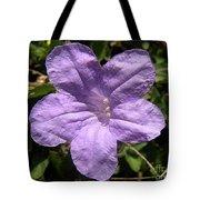 Nature In The Wild - Purple Paper Tote Bag