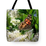 Nature In The Wild - Stained Glass Tote Bag