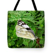 Nature In The Wild - Visiting With The Greens Tote Bag