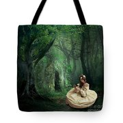 Nature Is Her Adornment Tote Bag