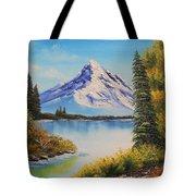 Nature Landscape Tote Bag