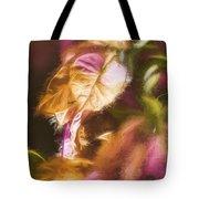 Nature Pastel Artwork Tote Bag