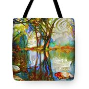 Nature Reflections 2 Tote Bag