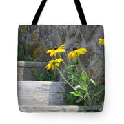 Nature Steps It Up Tote Bag
