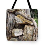 Nature Vs Man Tote Bag
