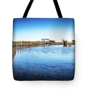 Nature Walk Tote Bag by Gary Gillette