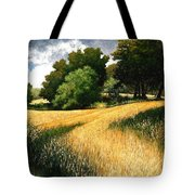 Nature Walk Ridgefield Washington Tote Bag