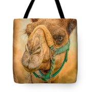 Nature Wear Camel Tote Bag