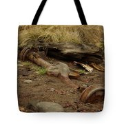 Nature Wins Tote Bag