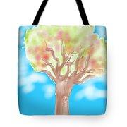 Naturely Tote Bag