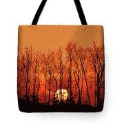Nature's Altar Tote Bag