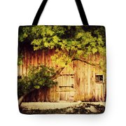 Natures Awning Tote Bag