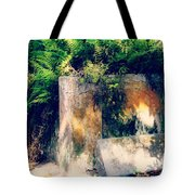 Nature's Beauty Has Taken Over Tote Bag