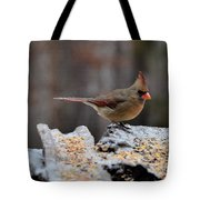 Natures Birds 48 Tote Bag