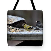 Natures Birds 58 Tote Bag