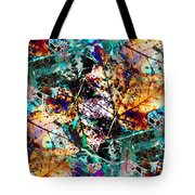 Natures Canvas Tote Bag