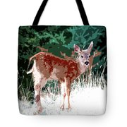 Natures Child Tote Bag