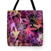 Nature's Confetti Tote Bag
