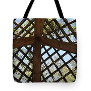 Nature's Cross Tote Bag