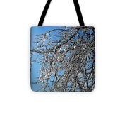 Natures Crystal Tote Bag