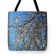 Natures Crystal Tote Bag