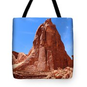 Nature's Curves Tote Bag