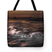 Natures Drama 3 Tote Bag