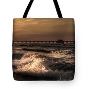 Natures Drama 4 Tote Bag
