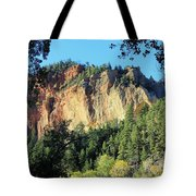 Nature's Entry To Yankee Meadows Tote Bag
