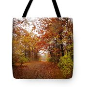 Nature's Expression-8 Tote Bag