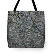 Natures Fairy Lights Tote Bag