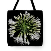 Natures Fireworks - Lily Of The Nile 005 Tote Bag