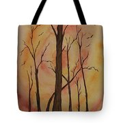 Natures Guardian Tote Bag