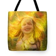 Nature's Joy Tote Bag