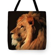 Nature's King Tote Bag