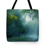 Nature's Mystique Tote Bag