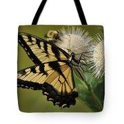 Natures Pin Cushion Tote Bag