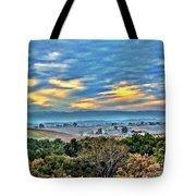 Nature's Playful Palette Tote Bag