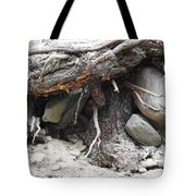 Nature's Roots Tote Bag