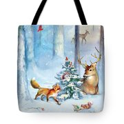 Nature's Season Tote Bag