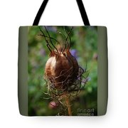 Nature's Seed Vase Tote Bag