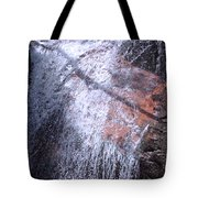 Nature's Shower Head Tote Bag