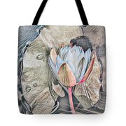 Nature's Softness Tote Bag