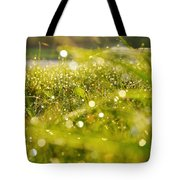 Nature's Sparkles Tote Bag