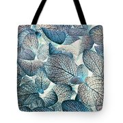 Nature's Tracery Tote Bag